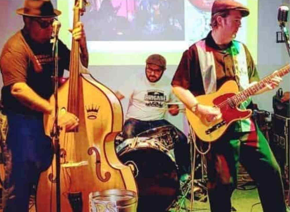 Rockabilly Strangers live at TorC Brewing