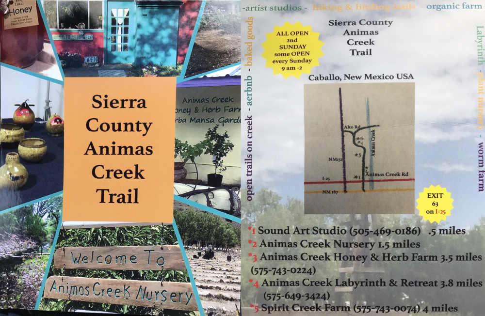 Second Sunday on the Animas Creek Trail