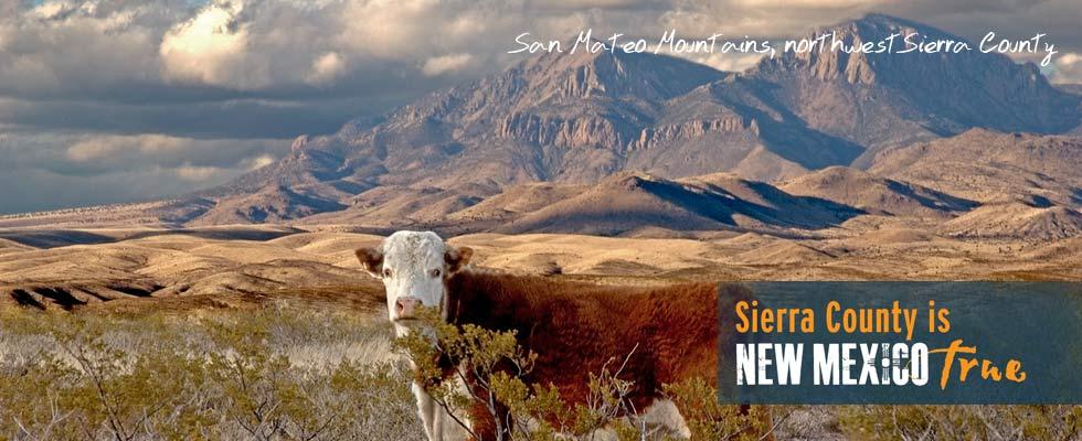 San Mateo Mountains, Sierra County New Mexico