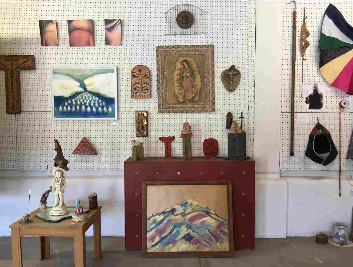 Artist Abbey Gallery Truth or Consequences New Mexico