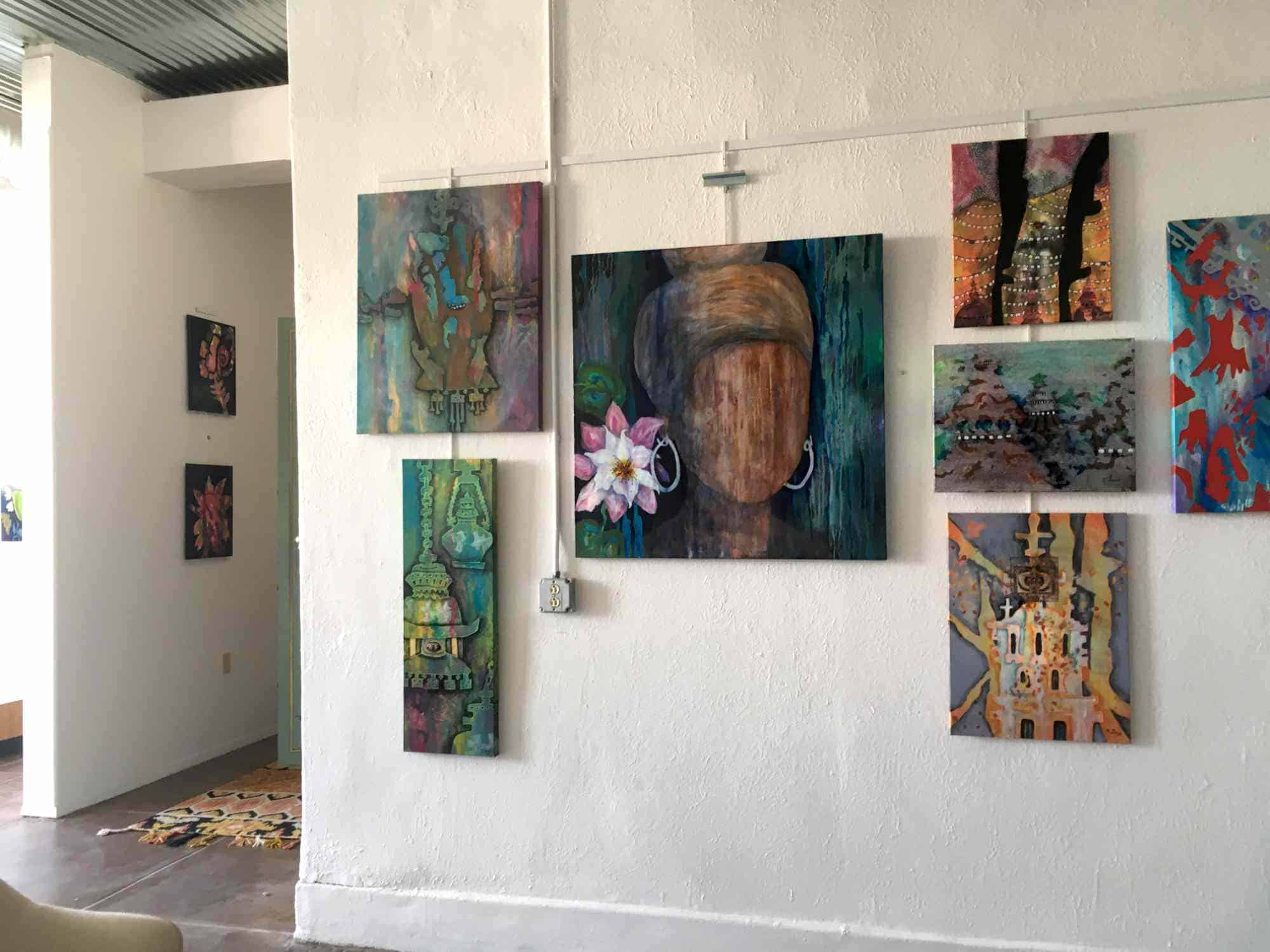 Light of the Soul art gallery in Truth or Consequences
