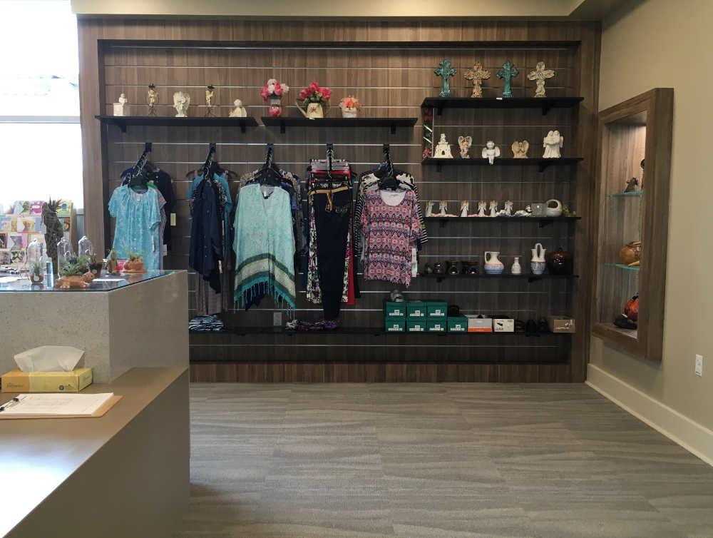 gift shop at Sierra Vista Hospital