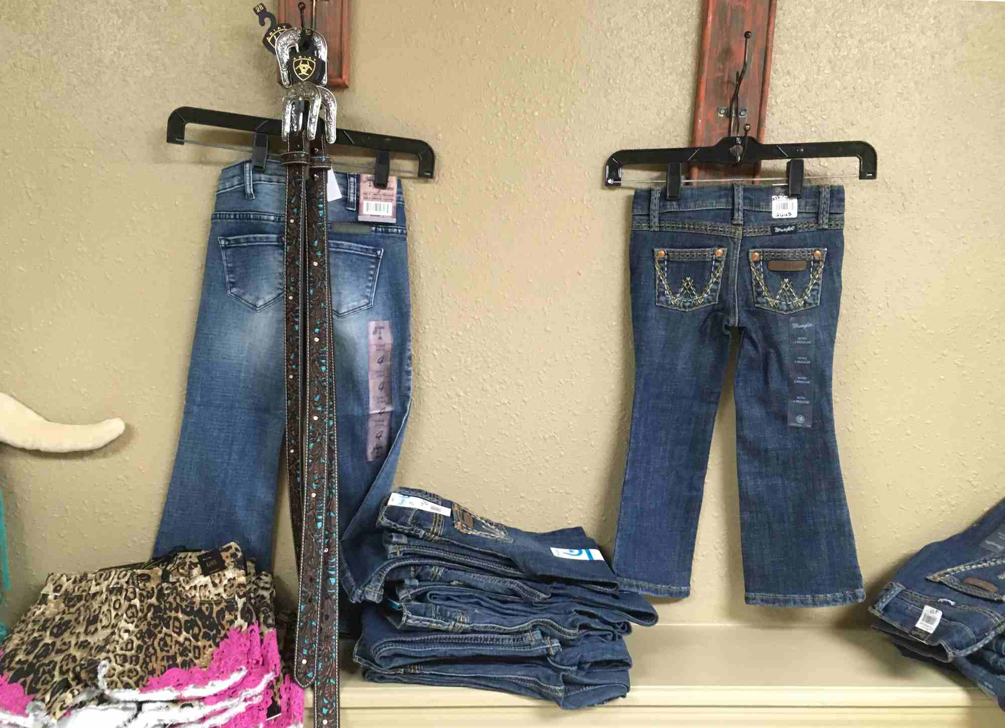 kids clothing at Western Fix, Truth or Consequences